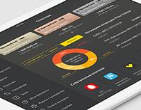 Banking App(iPad App)