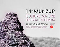 14th Munzur Culture & Nature Festival of Dersim