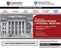 Harvard Medical School IRIM Microsite