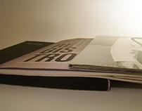"""Registro"" - Design editorial do EP ""Tight as a Tie"""