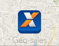Caixa Geo-sales