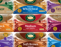 Roberts Bakery packaging