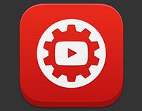 YouTube Creator Studio App Icon