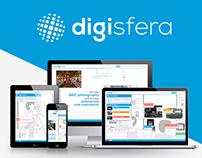 Digisfera website