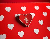 Moncler Valentine