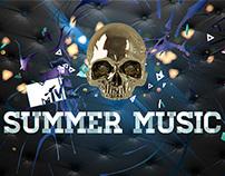 MTV 'Summer Music' Styleframes