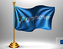 Table Flag for graphicrivere.net