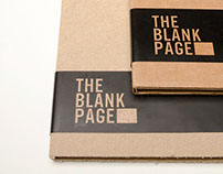 The Blank Page Notebooks