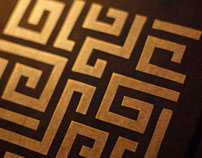 Labyrinth Wall Lamp
