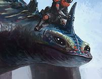 Creature Riders