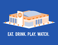 Dave & Buster's - All Under One Roof