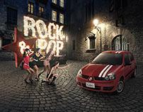 Clio Rock & Pop