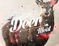 Concept / Deer Meat