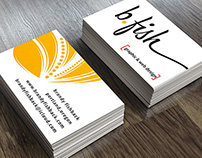 Personal Business Card Desing