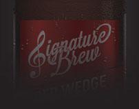 Signature Brew Rebrand