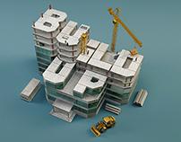 Build Up Typography