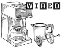A Coffee History - WIRED Japan