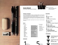 Free One page Printable Resume