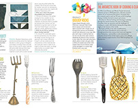 Ernest Issue 1 - Forks of the ages.