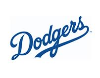 Los Angeles Dodgers Logo Design