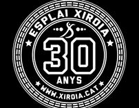 Xiroia t-shirt Logo
