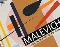 Malevich at the Tate Modern - Trailer