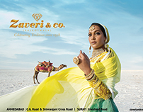 Gold Jewelry for Zaveri&Co