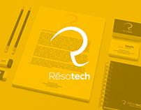 Resotech - Logo & Branding (1/3)