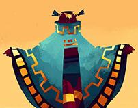 echO - Character Designs