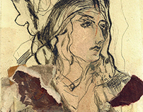 Hommage à Goya XVIII