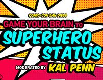 Game Your Brain to Superhero Status