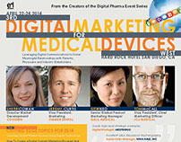 3rd Digital Marketing for Medical Devices West Brochure