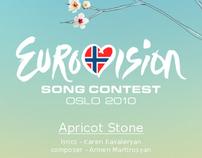 Eurovision Song Contest 2010 / Eva Rivas