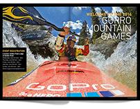 GoPro Mountain Games Program