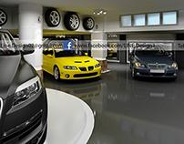 Cars Showroom
