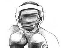 """БОКС / """"Boxing"""" zine"""