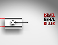 Israel is the Real Killer_Pray for Palestine