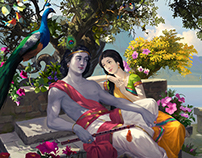 Krishna&Radha