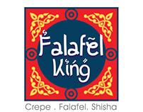 Falafel restaurant and cafe