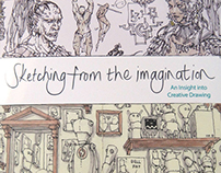 My work in the book '' Sketching from Imagination''