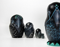 Russian Ravens