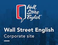 Wall Street English - Corporate Site
