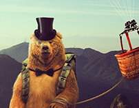 World Cup: Return of the Bears Photomanipulation