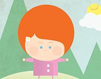 Chloe: Childrens' Book Illustration