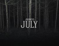 Journeys: July