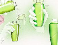 Digital Sketch: Drink Cans