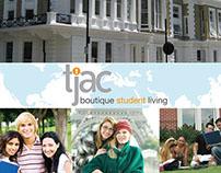 TJAC Identity and Marketing Brochure