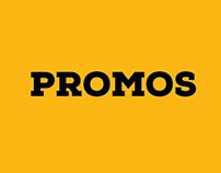 Promos part 1