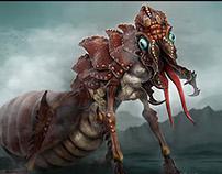 Big Bug Monster