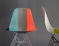 Project Eames' chairs